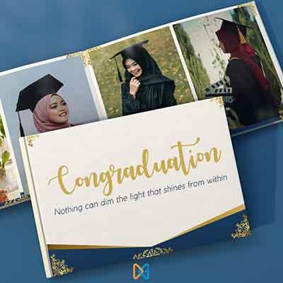 album foto graduation